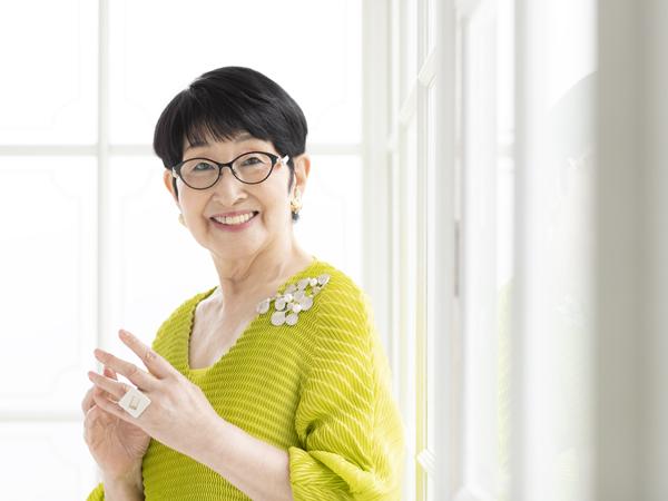 83歳美容研究家・小林照子さん