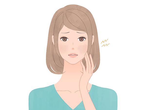 肌の傷跡を直す