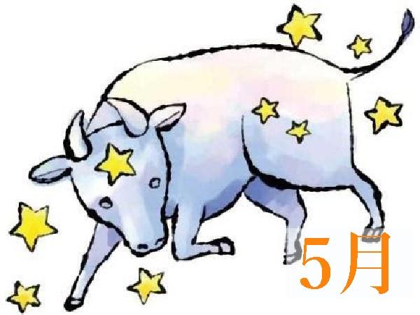 【5月★牡牛座おうし座】今月の運勢・無料占い