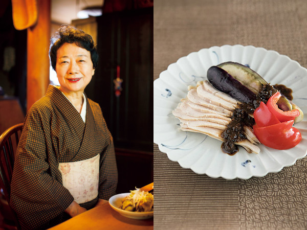 横山タカ子さんと発酵食