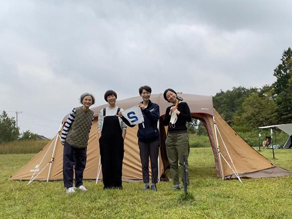 50代キャンプ