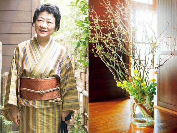 横山タカ子の「信州・四季の手遊び」