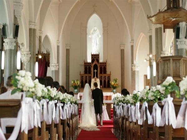 結婚式場の現状