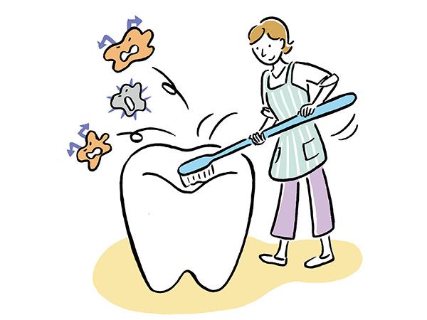 歯周病かも?セルフチェックから治療法、歯磨き方法も