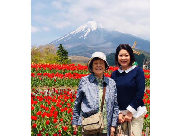 富士ドライブ旅行