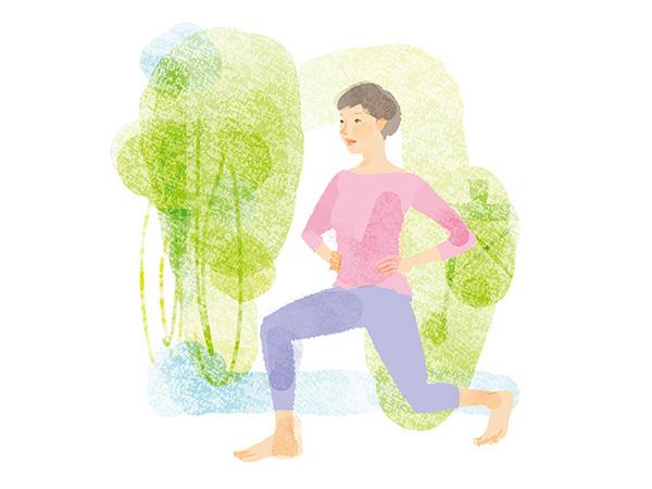 尿漏れ、頻尿を自分で治す!4つの骨盤底トレーニング