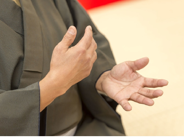 落語で認知症予防