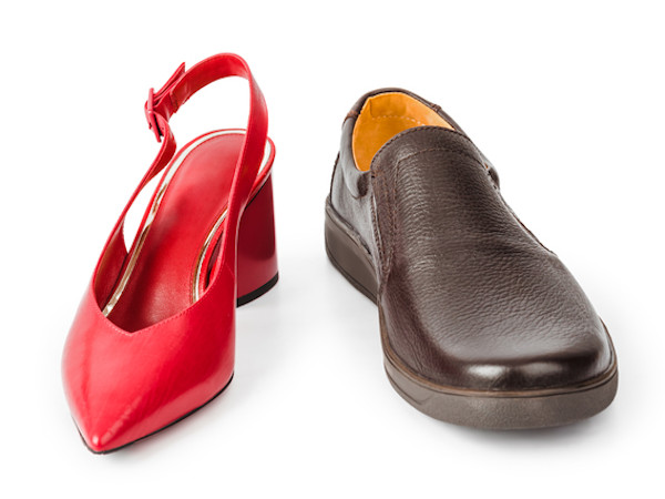 疲れない!足に合う靴の選び方とは?