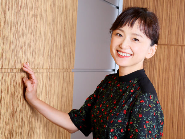 女優・永作博美さん