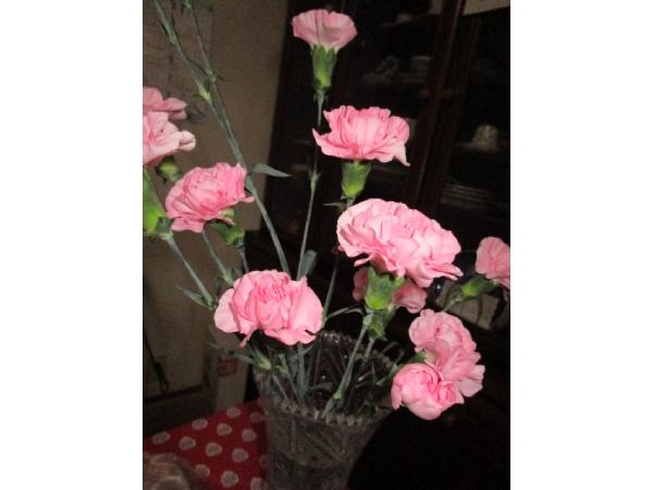 花を買う日