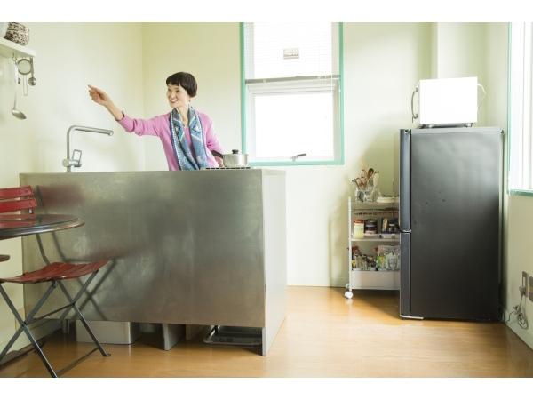 「台所のエイジングケア」