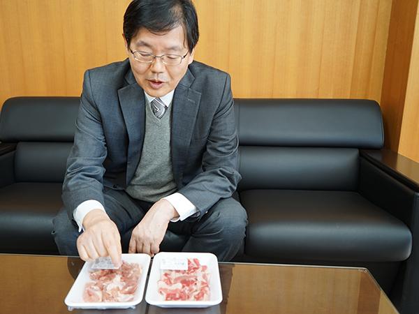 新鮮な肉と魚と卵の見分け方