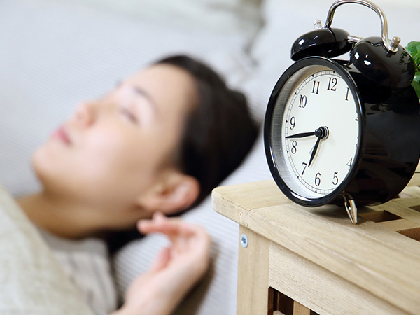 睡眠のメカニズムとは