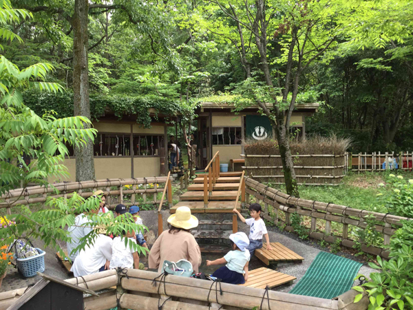 大阪の足湯