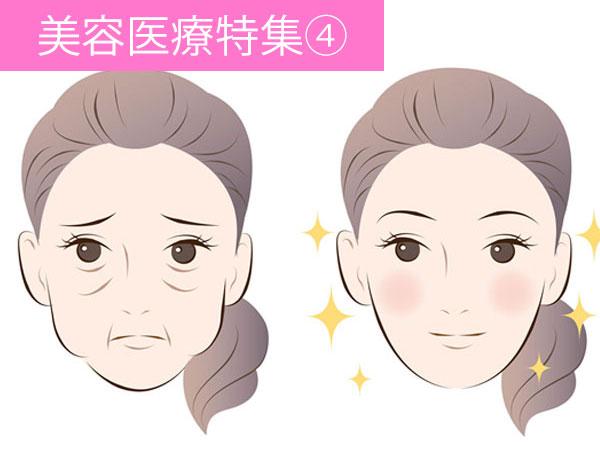 初めての人必見!たるみを美容医療で改善するには?
