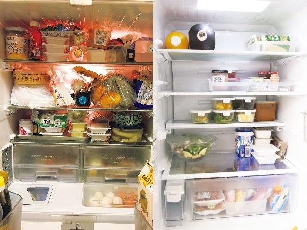 冷蔵庫の管理【冷蔵室・ドアポケット】