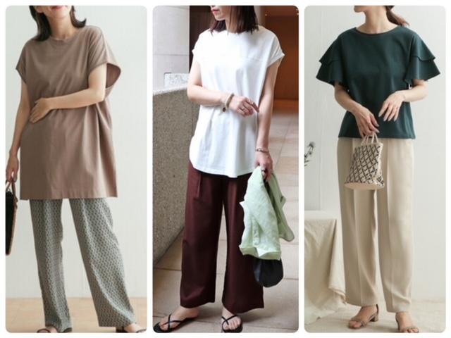 50代女性が無地Tシャツをおしゃれに着る5つのコツ