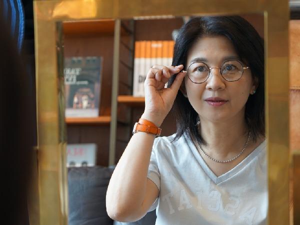 50代女性のメガネの選び方!お見立てサロン体験記