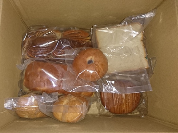 お取り寄せ低糖質パン