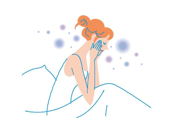 不眠症の人が知るべき3つの睡眠の仕組みとは
