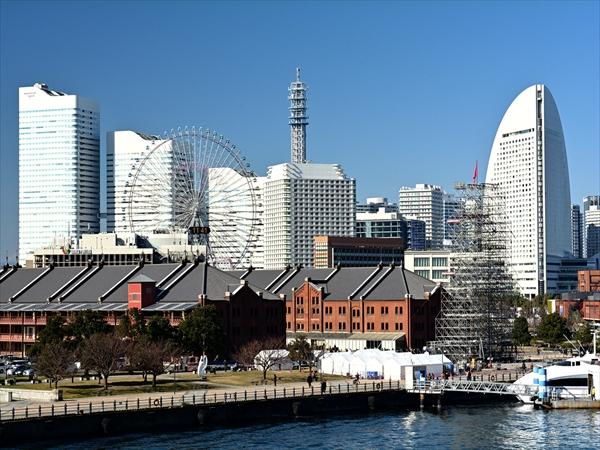 横浜には歴史を感じる建物が多い