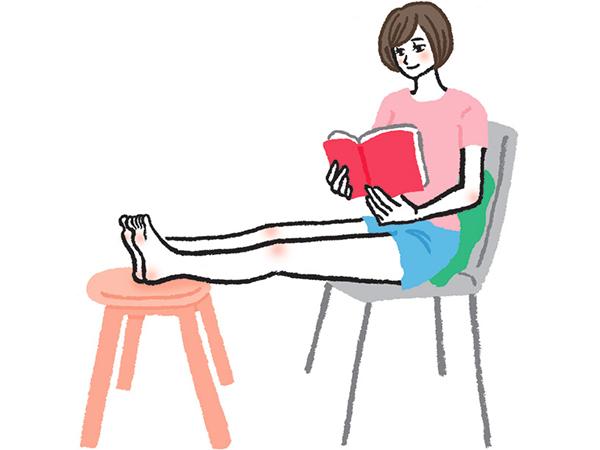下肢静脈瘤の原因になる生活習慣