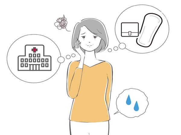 尿もれ・頻尿のタイプ別治療法と手術方法を解説