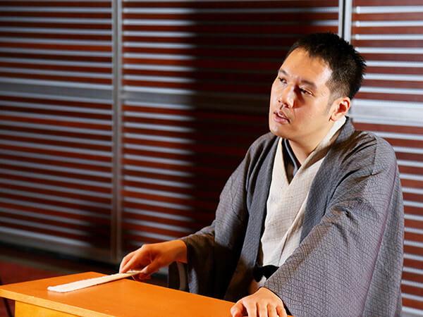 講談師・神田伯山さんインタビュー