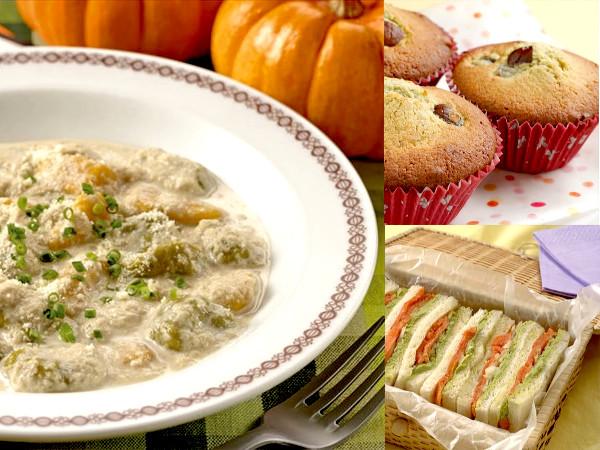 食欲の秋に楽しみたい!抹茶レシピ3選