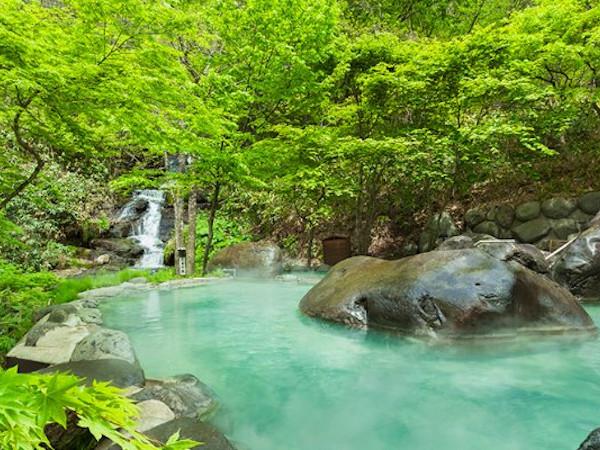 春におすすめの絶景温泉