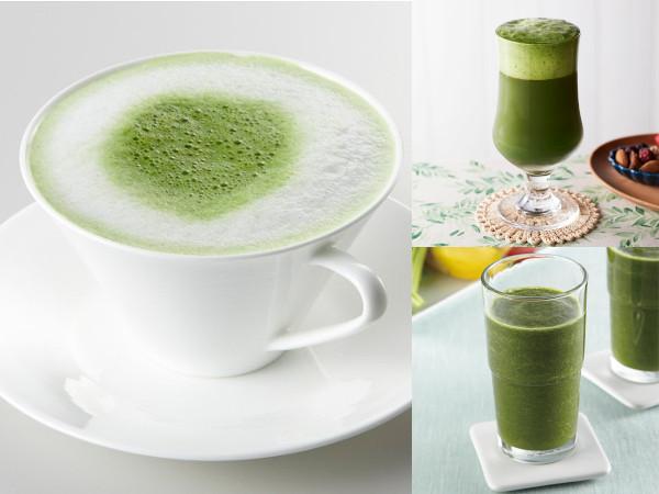 簡単おいしい抹茶ドリンクレシピ
