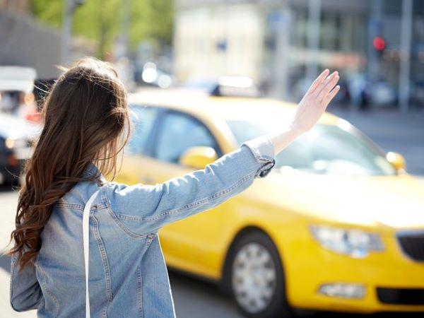 タクシーに乗るなら心理テスト