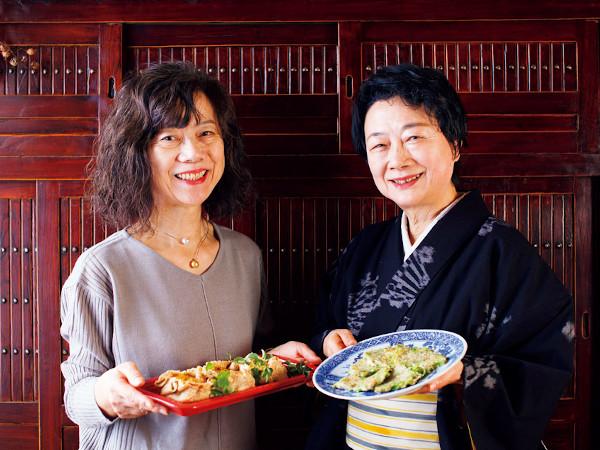 横山タカ子さん&下平みさ子さんの手作りおやつレシピ