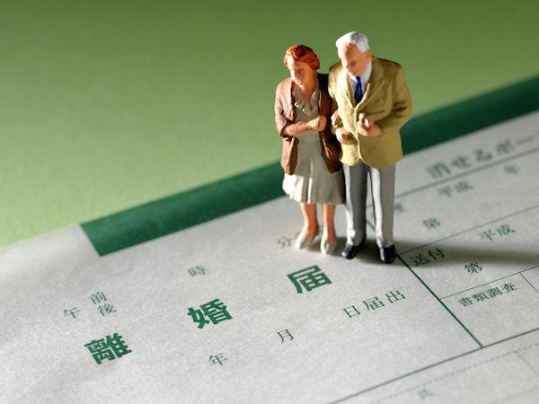 熟年離婚の原因・理由とは?