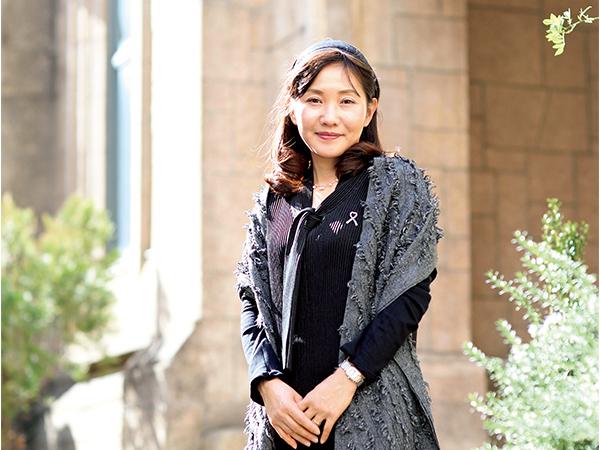 池田小事件で娘を失った本郷由美子さん