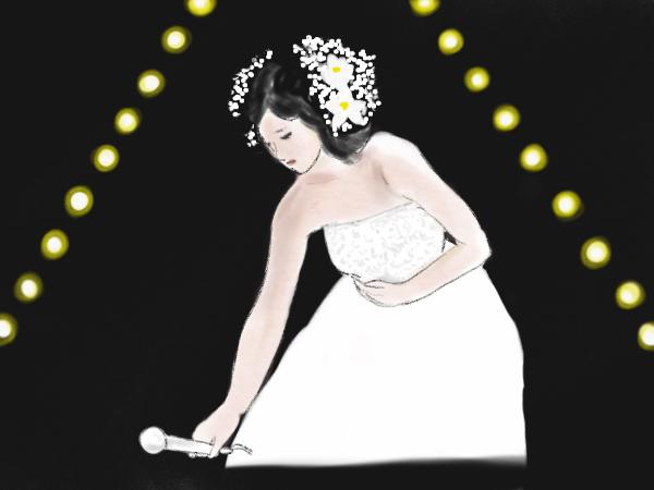 山口百恵さん引退コンサート