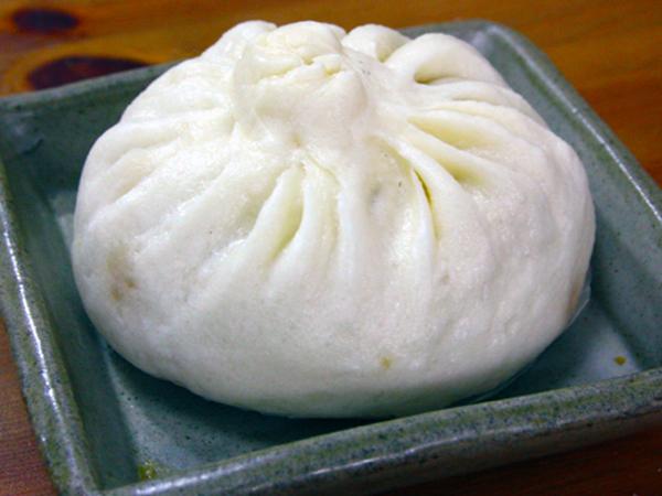 横浜中華街「頂好食品」の肉まん