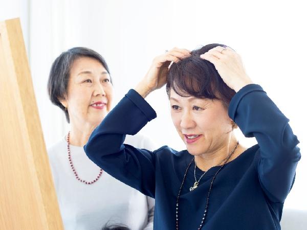 頭皮を元気にして、薄毛の悩みを改善