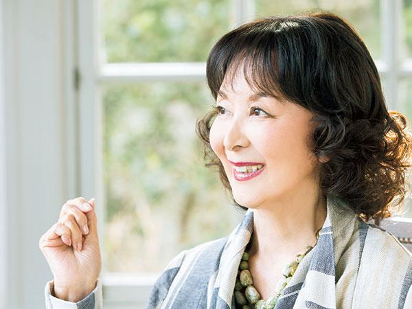 岸恵子さんのインタビュー