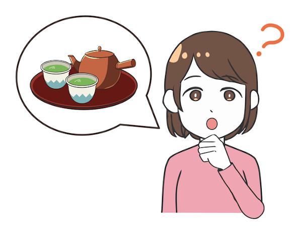 緑茶のカフェインはどのくらい?摂取量の目安は?