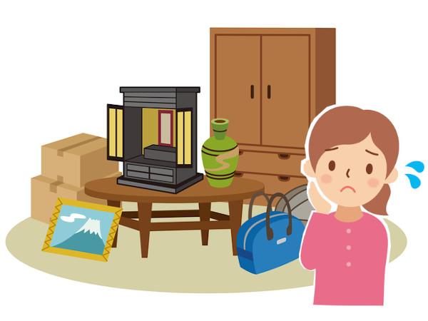 人生相談:物が捨てられない夫に不要品を処分させたい