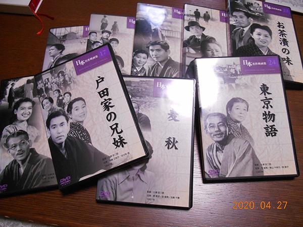 好きな映画と時代小説