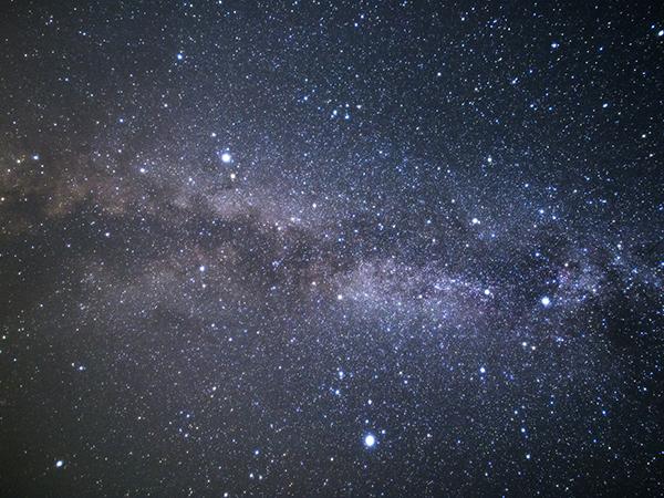星空を見ると思いだすSF作品