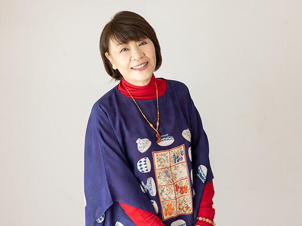 マンガ家生活57年!里中満智子さんの活力は食事から
