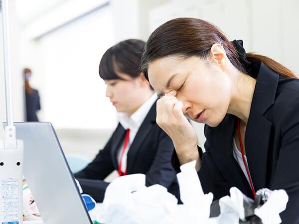 睡眠障害、睡眠不足が体と脳に与える影響とは?