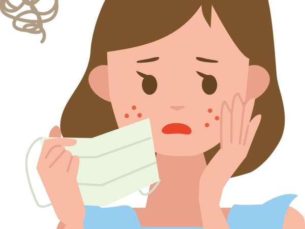 季節の変わり目は要注意!肌荒れの原因と対策方法