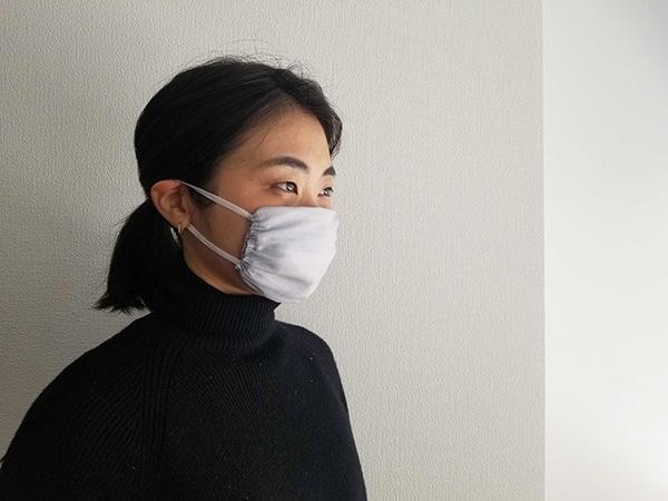 使い捨てマスクが何度も使える!マスクカバーの作り方