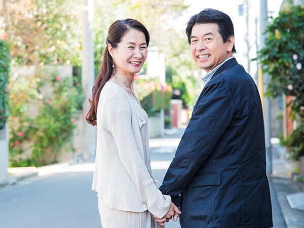 熟年結婚体験談