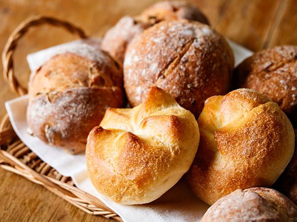 「はじまりはパンだった」