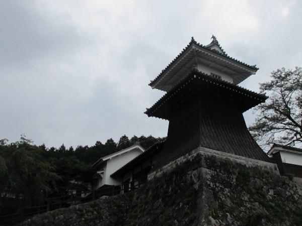 女城主の岩村城